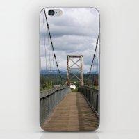 Across the Bridge and Beyond iPhone & iPod Skin