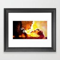 Find River Song Framed Art Print