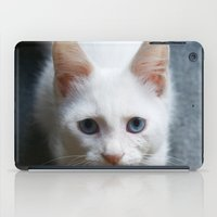 Turkısh Van Cat iPad Case