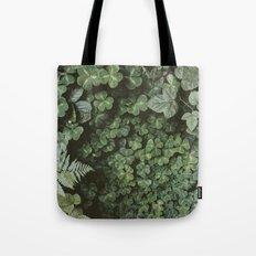 Wood Sorrel Tote Bag