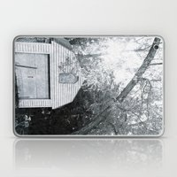 Life's River Shall Rise Laptop & iPad Skin