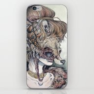 Vulpes Masquerade, Now A… iPhone & iPod Skin