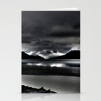 Turnagain Arm (Alaska) Stationery Cards