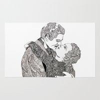 Gone With The Wind Elaboration Rug