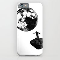 Boy And The Moon iPhone 6 Slim Case