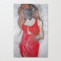 Cheryl Who? Canvas Print