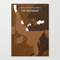 No623 My The Revenant Mi… Canvas Print