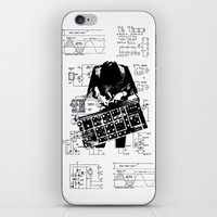 Synth iPhone & iPod Skin