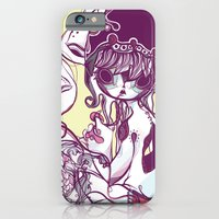 She (There's Nothing Left To Do But Sink) iPhone 6 Slim Case