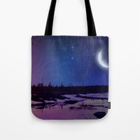 Night - From Day And Nig… Tote Bag