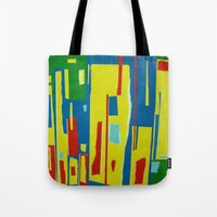 NEAR THE FOREST Tote Bag