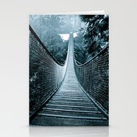 Suspended Adventure Stationery Cards