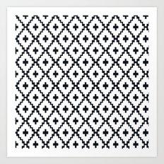 Southwest Diamond Art Print