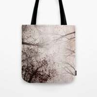 SILENT FOREST 2 Tote Bag