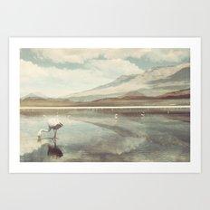 Bolivia/Peru Collaboration with Matt Shelley (Part four)  Art Print