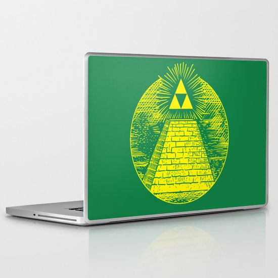 Masonic Link  Laptop & iPad Skin