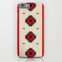 Romanian Pattern iPhone 6 Slim Case