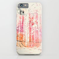 iPhone & iPod Case featuring Redwood Forest by Supernova Remnant