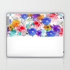 Printed Silk Exotic Garden Laptop & iPad Skin