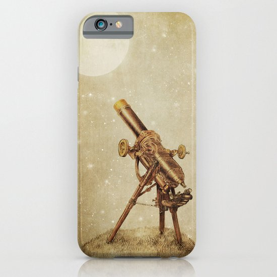 Moonrise (sepia option) iPhone & iPod Case