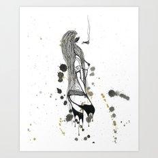 Lighten Up Art Print