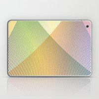 Gradient Strings Laptop & iPad Skin