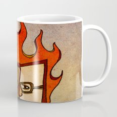 Prophets of Fiction - Ray Bradbury /Fahrenheit 451 Mug