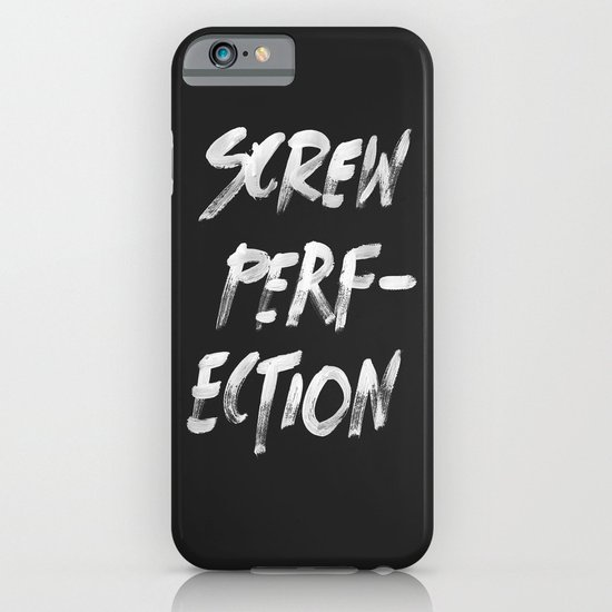 Perfection iPhone & iPod Case