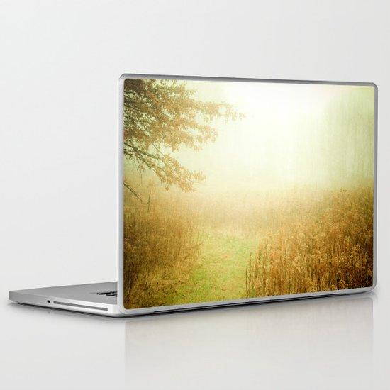 A New Day Laptop & iPad Skin