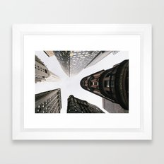 Delmonico's NYC Framed Art Print