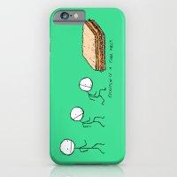 Evolution of a Tuna Melt iPhone 6 Slim Case