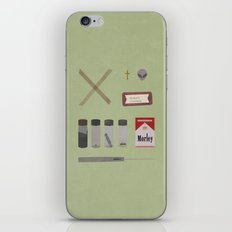 X Files v2 iPhone & iPod Skin