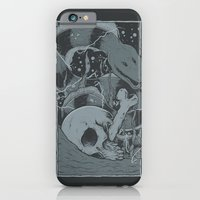 iPhone & iPod Case featuring Eelectric by BEADLER Design and Illustration