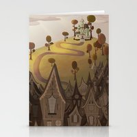 Village Stationery Cards