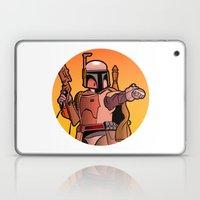 Boba Fire Laptop & iPad Skin