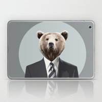 Bear Suit Laptop & iPad Skin