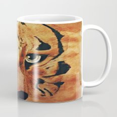 Tiger Watercolor Mug