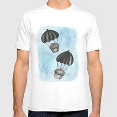 Sweet Ride Mens Fitted Tee White SMALL