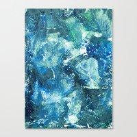 Aquosa Canvas Print
