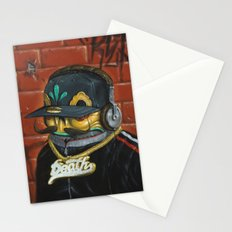 Death Bling. Stationery Cards