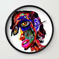 The Knightly Wall Clock