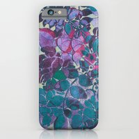 iPhone & iPod Case featuring Love of Leaves 2 by Klara Acel