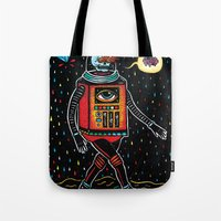 Strange Tales Of Cucacol… Tote Bag