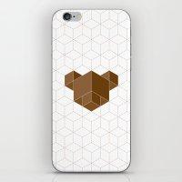 cubear iPhone & iPod Skin