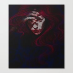 Soulless Canvas Print