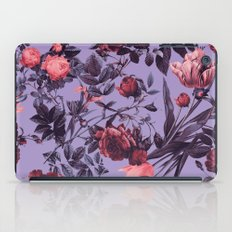 Romantic Floral Pattern iPad Case