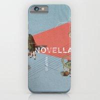 Novella- Mixed media iPhone 6 Slim Case