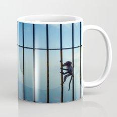 India - Monkey bars Mug