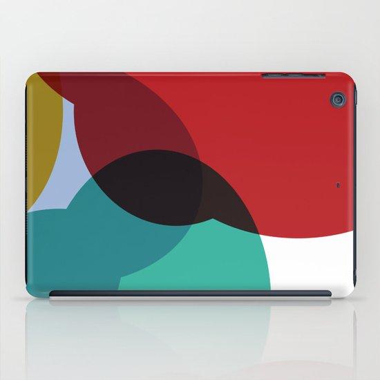 Colorful Blob iPad Case