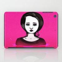 Monotone VII iPad Case